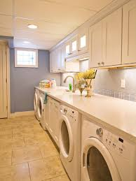 Storage Cabinets For Laundry Room 10 Clever Storage Ideas For Your Tiny Laundry Room Hgtv S
