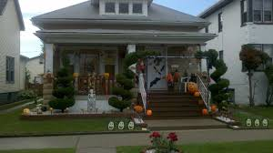cool halloween outdoor decorations photo album use cardboard to
