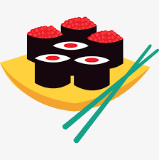 cuisine clipart sushi japanese cuisine sushi png image and