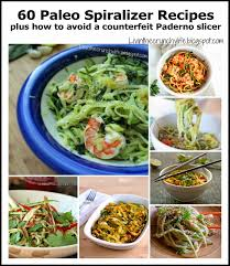 paderno cuisine spiral vegetable slicer 60 paleo spiralizer recipes plus how to avoid buying a counterfeit