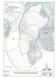south east new territories landfill extension volume i