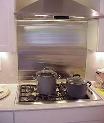stainless steel kitchen backsplash ideas stainless steel backsplash designs by officine gullo home design