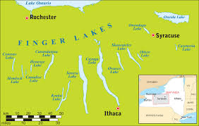 New York lakes images Finger lakes directions maps distances and how to get to the png