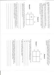 Dihybrid Cross Punnett Square Worksheet Dna 360 Csta 2011