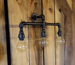 Bar Light Fixture Bathroom Lighting Rustic Bathroom Light Fixtures Design Ideas
