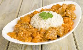 agneau korma cuisine indienne recette de curry d agneau à l indienne