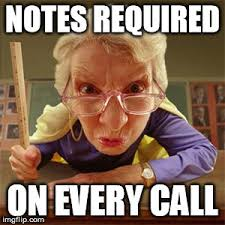 Meme Notes - notes required imgflip