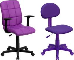 purple computer desk chair best computer chairs for office and
