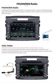all in one 2012 2013 2014 honda cr v android 7 1 cd dvd radio gps
