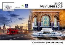 chambre de commerce maroc le programme privilège de la chambre de commerce britannique au