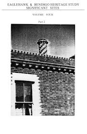 Rams 196 Tra Wall Cabinet by Eaglehawk U0026 Bendigo Heritage Study 1993 Vol 4 Part 2 By Graeme