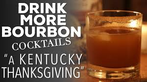how to make a kentucky thanksgiving cocktail