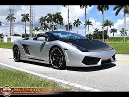 Lamborghini Gallardo Convertible - 2006 lamborghini gallardo custom carbon fiber wrapped spyder