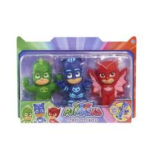 amazon play pj masks squirters bath toy 3 pack toys