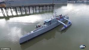 us navy u0027s u0027ghost hunter u0027 drone boat will scour seas for enemy