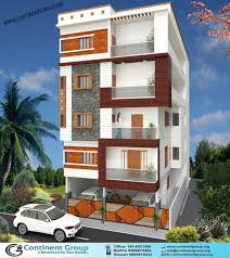 House Elevation Designs For Ground Floor Elevation Designs For 4 Floors Building Modern Ground Plus Wyfo8d