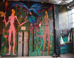 Murals Your Way by Artists Fill A Lower East Side Building With Murals Before It U0027s