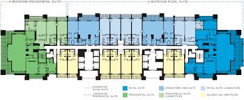 disney world floor plans ultimate suites experience top floor buy out four seasons orlando