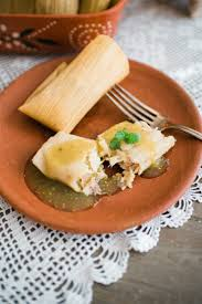 roasted chicken and salsa verde tamales muy bueno cookbook