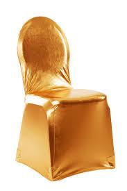 gold spandex chair covers spandex banquet chair cover metallic gold at cv linens cv linens