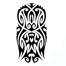 tribal sleeve stencil tribal sleeve design tribal