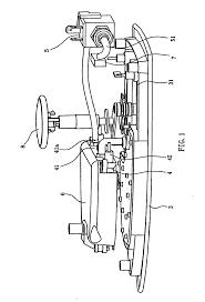 patent ep2009172a2 an electric steam iron google patents drawing