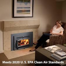 Insert For Wood Burning Fireplace by Small Flush Hybrid Fyre Wood Insert Lopi Stoves