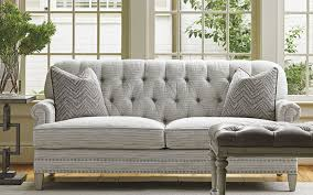tufted gray sofa endearing gray tufted sofa with living room grey back pertaining