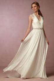 grecian wedding dresses vintage style wedding dresses bhldn deco weddings