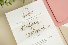 wedding invitation paper 4 ways to diy vellum wedding invitations cards pockets