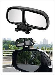 Blind Spot Side Mirror Amazon Com Blind Spot Mirror Wide Angle Side Car Left Auxiliary