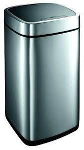 poubelle cuisine 40 litres poubelle cuisine 40l poubelle sensitive en inox 40l poubelle