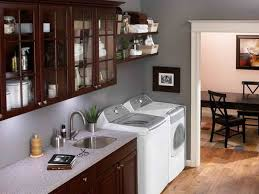 cabinet and shelving some picture of laundry room cabinets ideas
