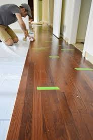 how to install wide plank wood floors over concrete carlisle
