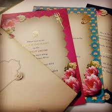 best indian wedding invitations what are the best wedding invitation cards you ve seen quora