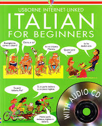 usborne italian for beginners with cd linguist