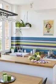 choix credence cuisine peindre une crédence originale dans la cuisine mode d emploi