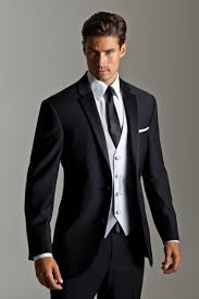 wedding for men custom made black wedding suits for men tuxedos notched lapel mens