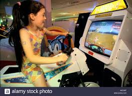 Floor Games by The Sega Games Floor At Hamleys Toy Shop In London 8 93 Virtual