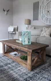 coffee table grey living room 10 creative diy coffee tables for your home diy coffee table