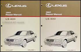 lexus is owners manual 1991 lexus ls 400 wiring diagram manual original