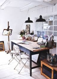 Chic Home Office Desk 30 Cozy Attic Home Office Design Ideas Nordic Style Workspaces