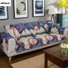 Cotton Sofa Slipcovers by Online Get Cheap Luxury Sofa Slipcovers Aliexpress Com Alibaba