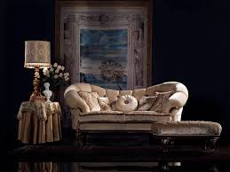 Luxury Classic Sofa Handcarved For Office IDFdesign - Classic sofa design