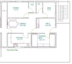 30x40 west facing site vastu plan joy studio design gallery best download
