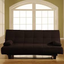 Sofa That Turns Into Bunk Beds by Serta Sophia Convertible Sofa Java Hayneedle
