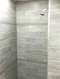 bathroom shower tile ideas gray shower tile ideas kronista co