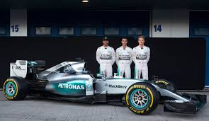 mercedes formula one mercedes amg petronas unveiled the f1 w06 hybrid
