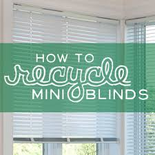 How To Shorten Window Blinds Can You Recycle Blinds How To Recycle Blinds