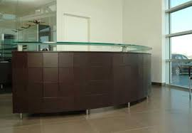 Retail Reception Desk Creative Cabinets Office Retail